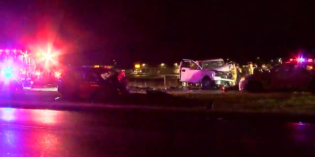 Coroner: Second driver in Hwy 41 crash has died, victims' names released