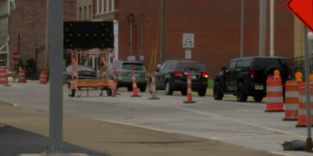 New traffic flow to start Tues. at Boonville's town square