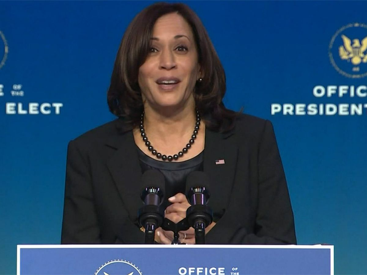 Harris prepares for central role in Biden's White House
