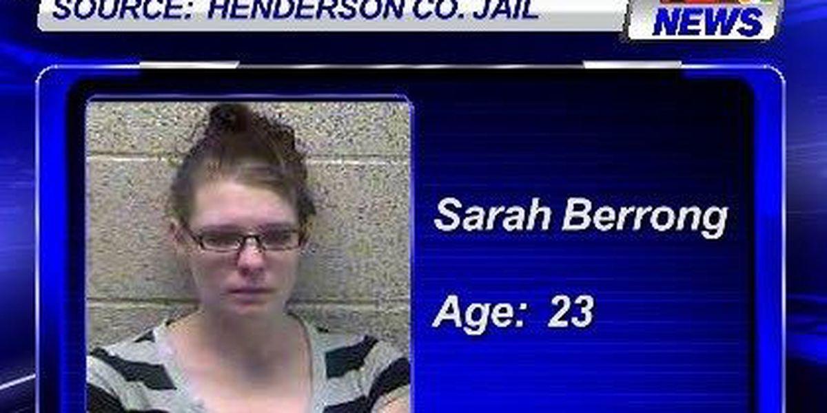 Henderson woman sentenced on criminal abuse charge
