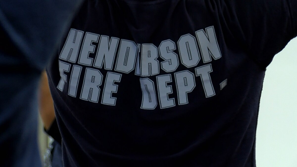 Some Henderson firefighters participate in yoga classes to help with stress