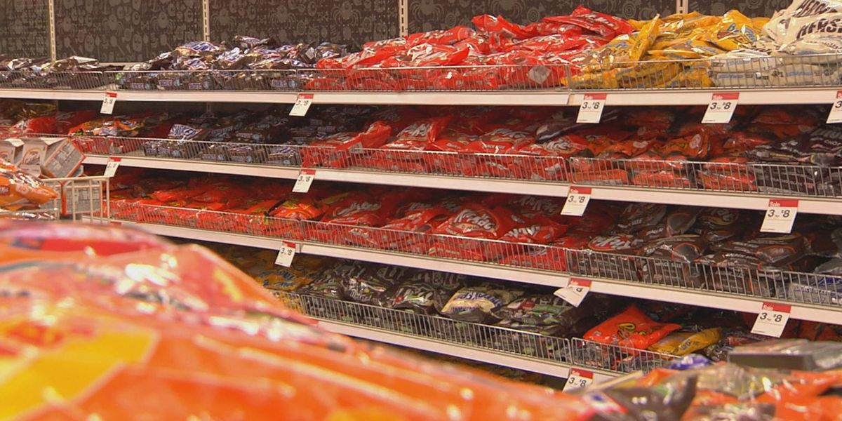 New study finds the most popular Halloween candy per state