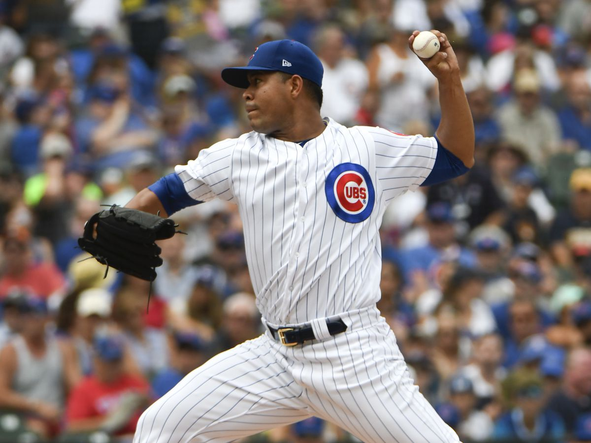 Quintana expected to start for Chicago against Los Angeles