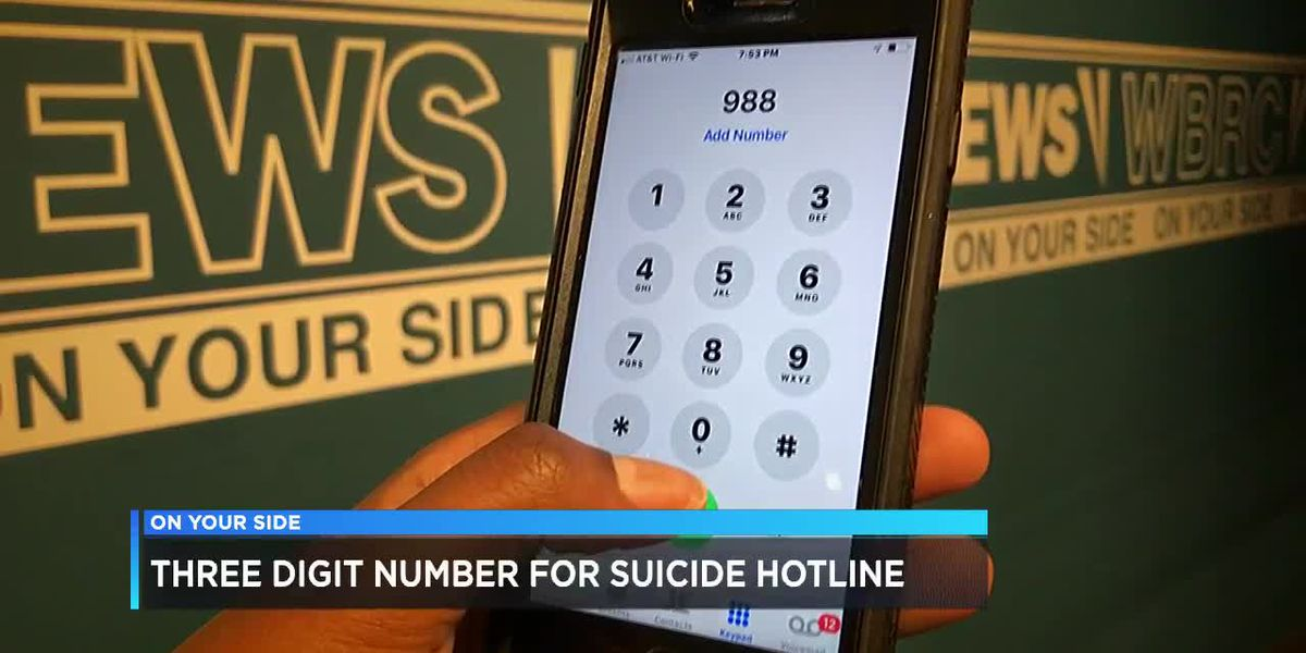 3-digit suicide hotline number to be made by FCC