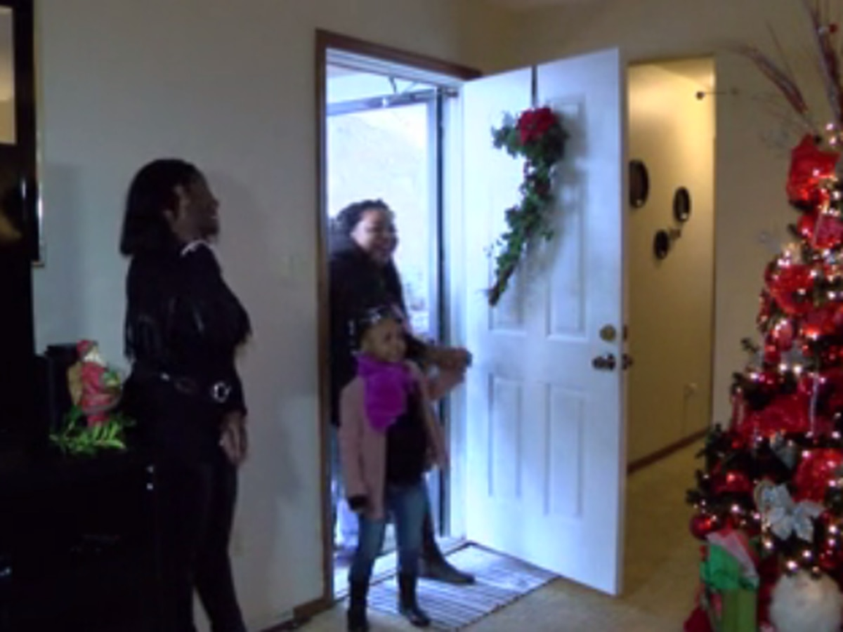 Three transformed homes in Owensboro revealed to families