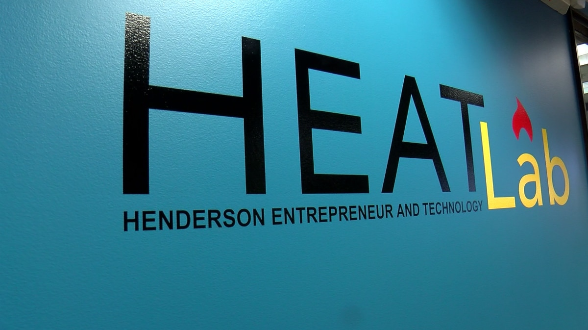Image result for HEAT Lab designed to collaborate business ideas