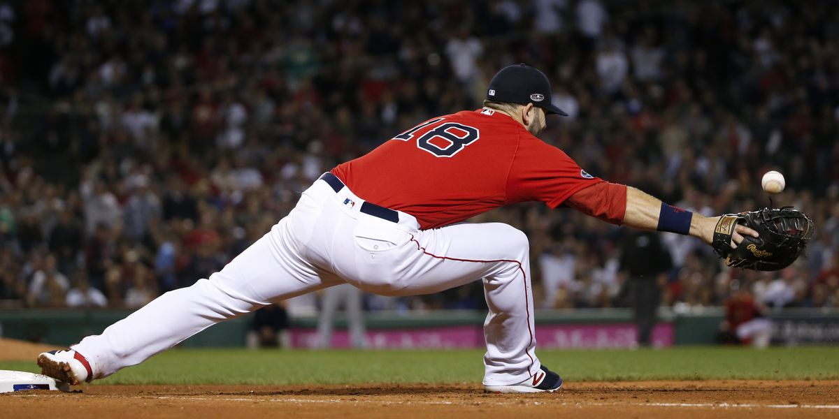 Red Sox strike first in ALDS Game 4, take 3-0 lead
