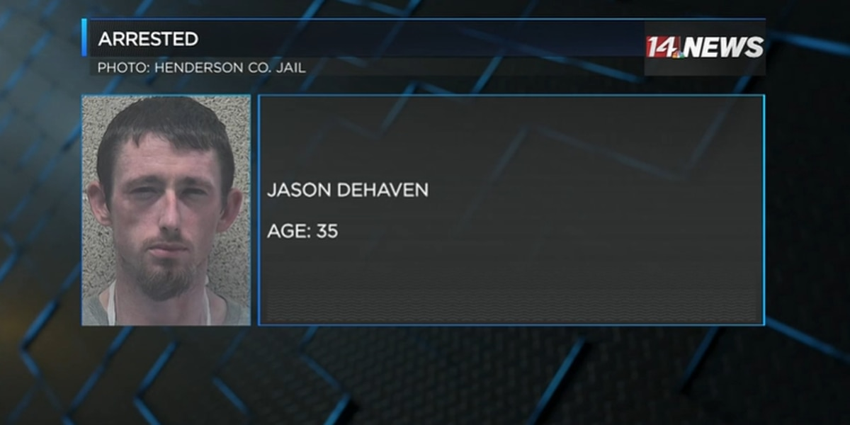 Webster Co. man in jail after traffic stop in Henderson
