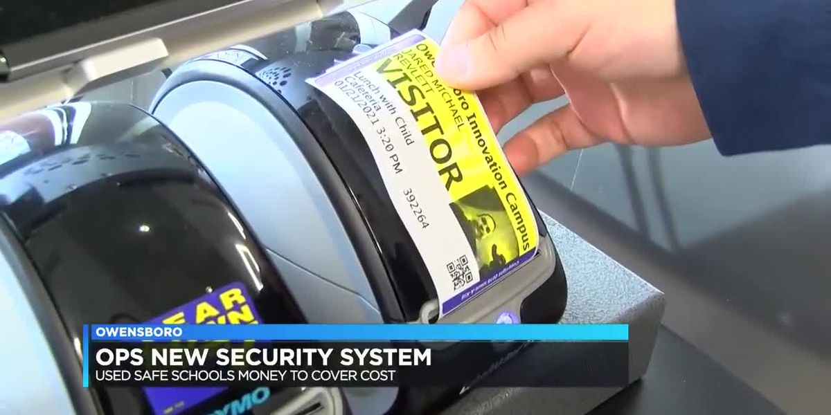 Owensboro Public Schools rolling out new visitor screening system