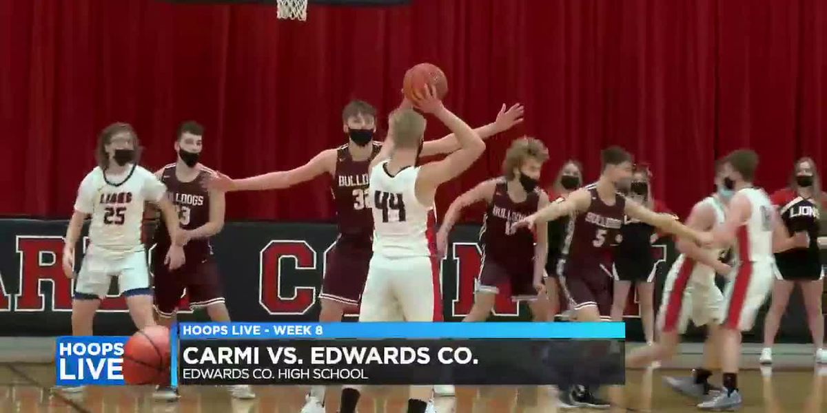Hoops Live: Carmi-White Co. vs. Edwards Co.