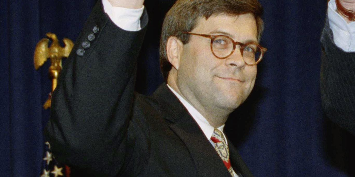 LATEST: Trump to nominate William Barr for attorney general