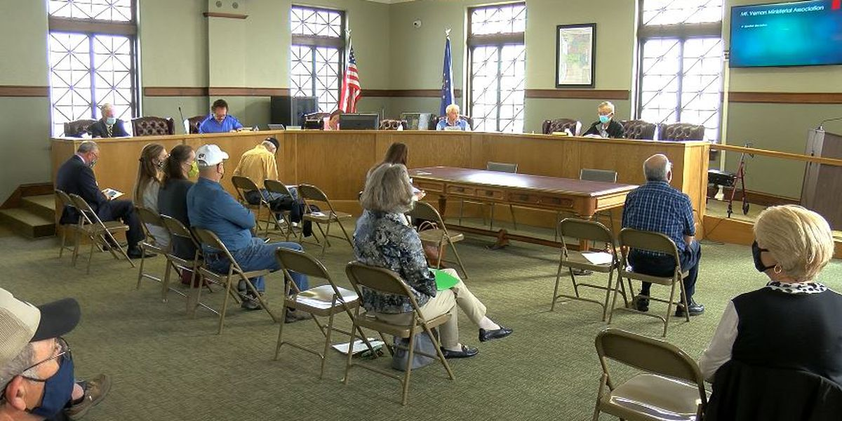Solar opposition discussed at Posey Co. Commissioners meeting