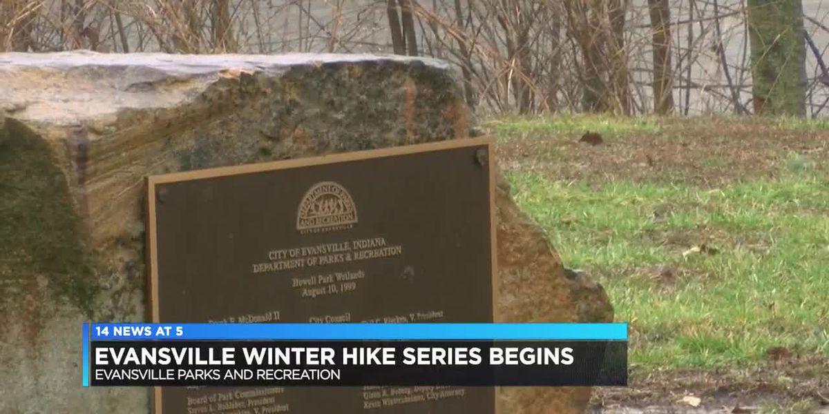 Evansville winter hike series begins