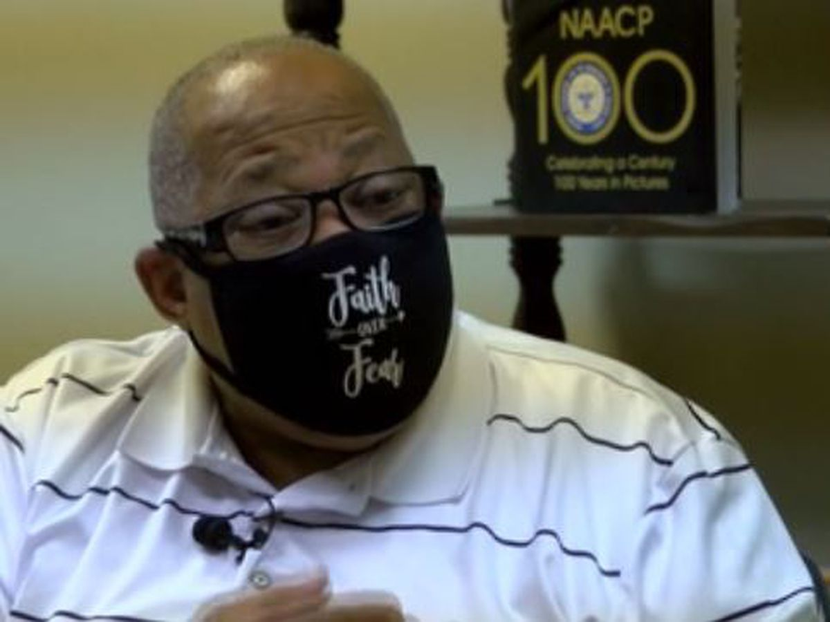Evansville NAACP President reacts to verdict in Chauvin trial
