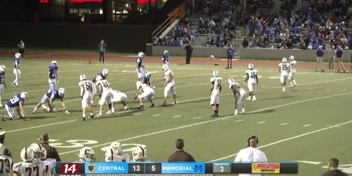 Game of the Week: Central vs Memorial - 3Q