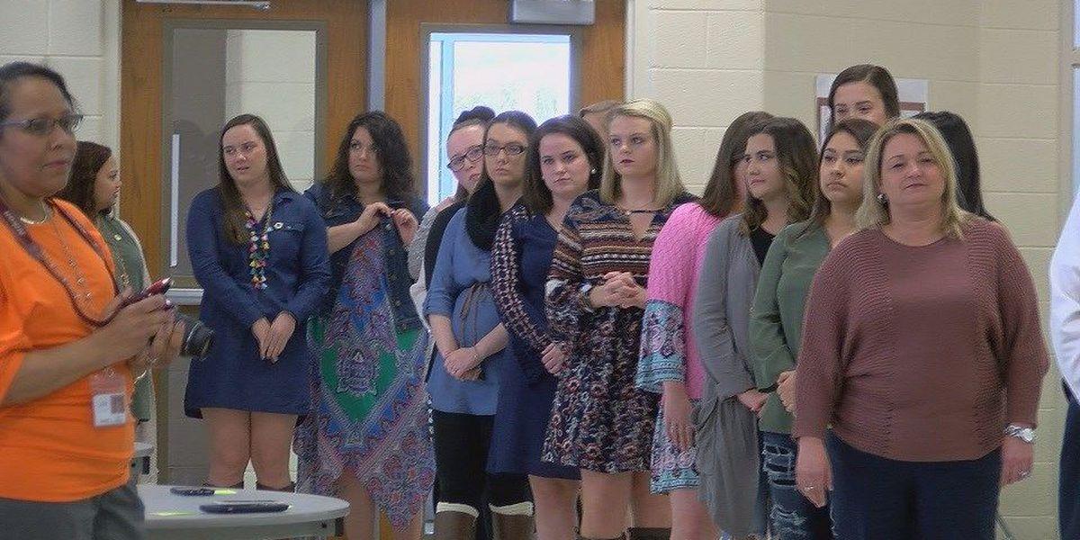 High School Students Earn Cna Certificates