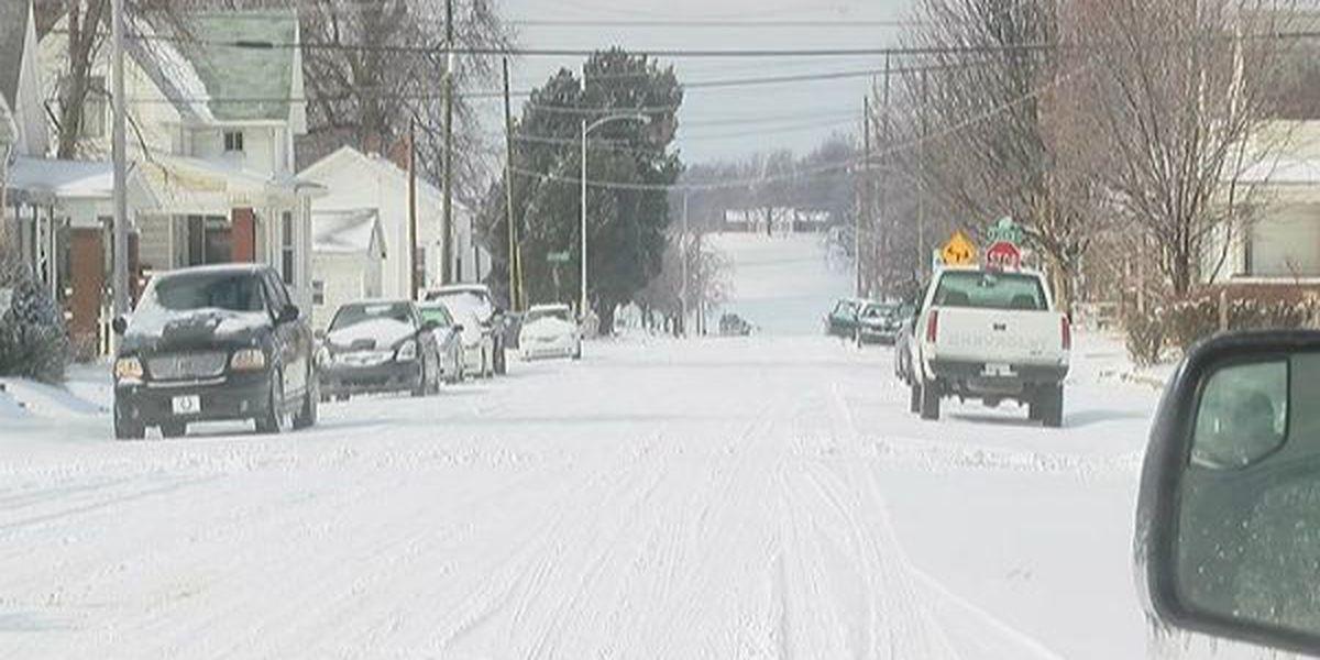 Vanderburgh County will receive winter storm aid