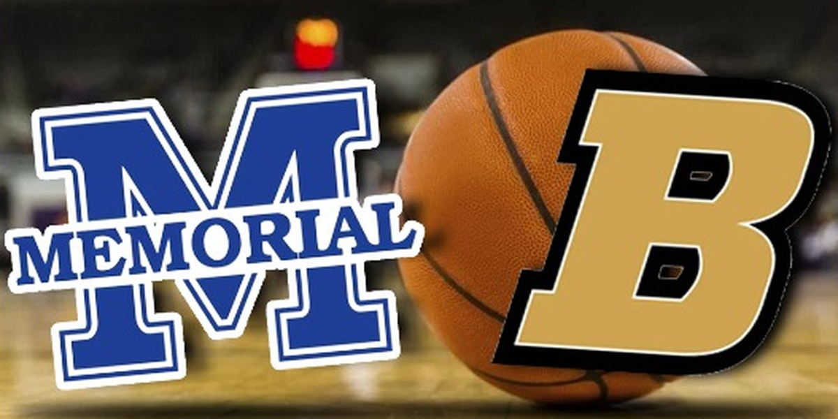 Sectionals: Memorial vs Boonville basketball highlights
