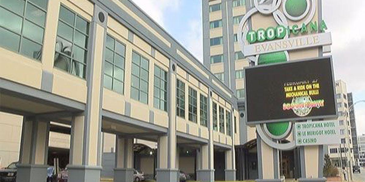 Tropicana casino winner robbed at gunpoint