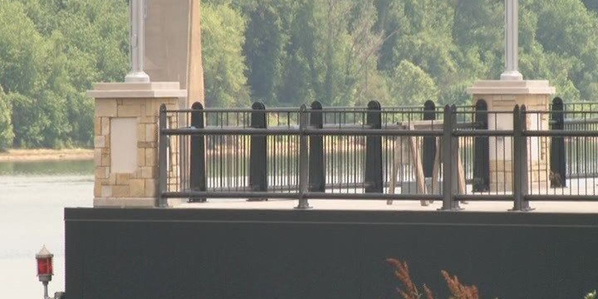 Grand opening set for Owensboro pier