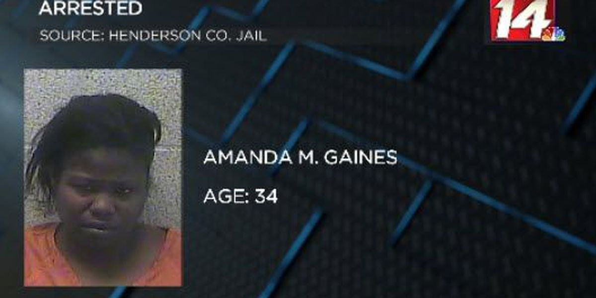Henderson woman jailed on shoplifting, drug charges