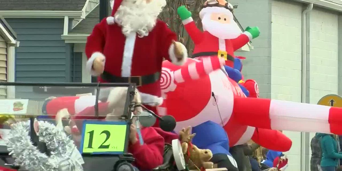 Evansville's Christmas on North Main Parade canceled due to COVID-19 concerns