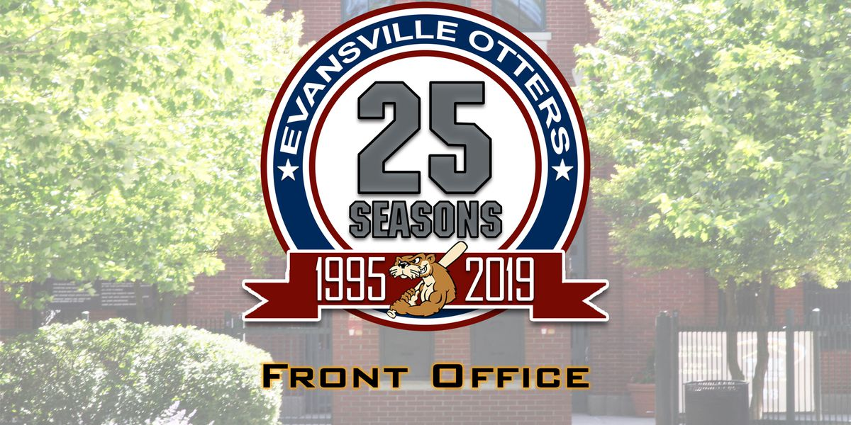 Otters announce additions to front office staff for 2019 season