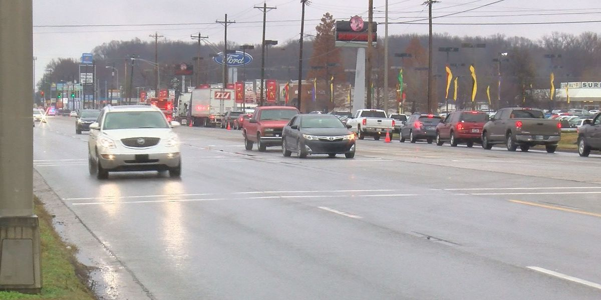 All lanes of Hwy 41 back open