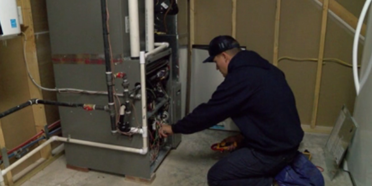 Heating companies have busing day with cold weather knocking out furnaces
