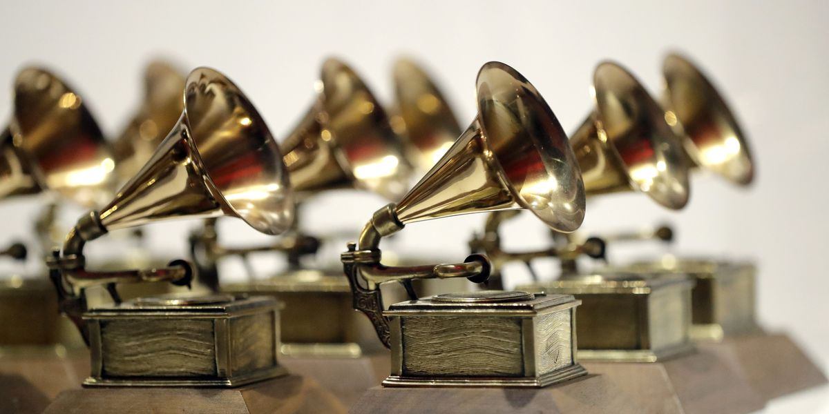 The Latest: Kendrick Lamar leads all Grammy nominees with 8