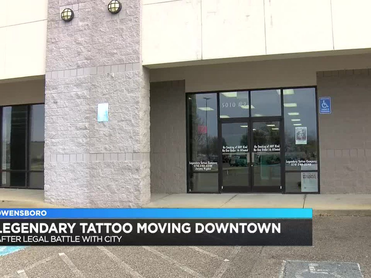New tattoo shop coming to downtown Owensboro