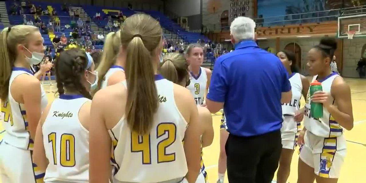 HS Girls Basketball: Jeffersonville vs. Castle