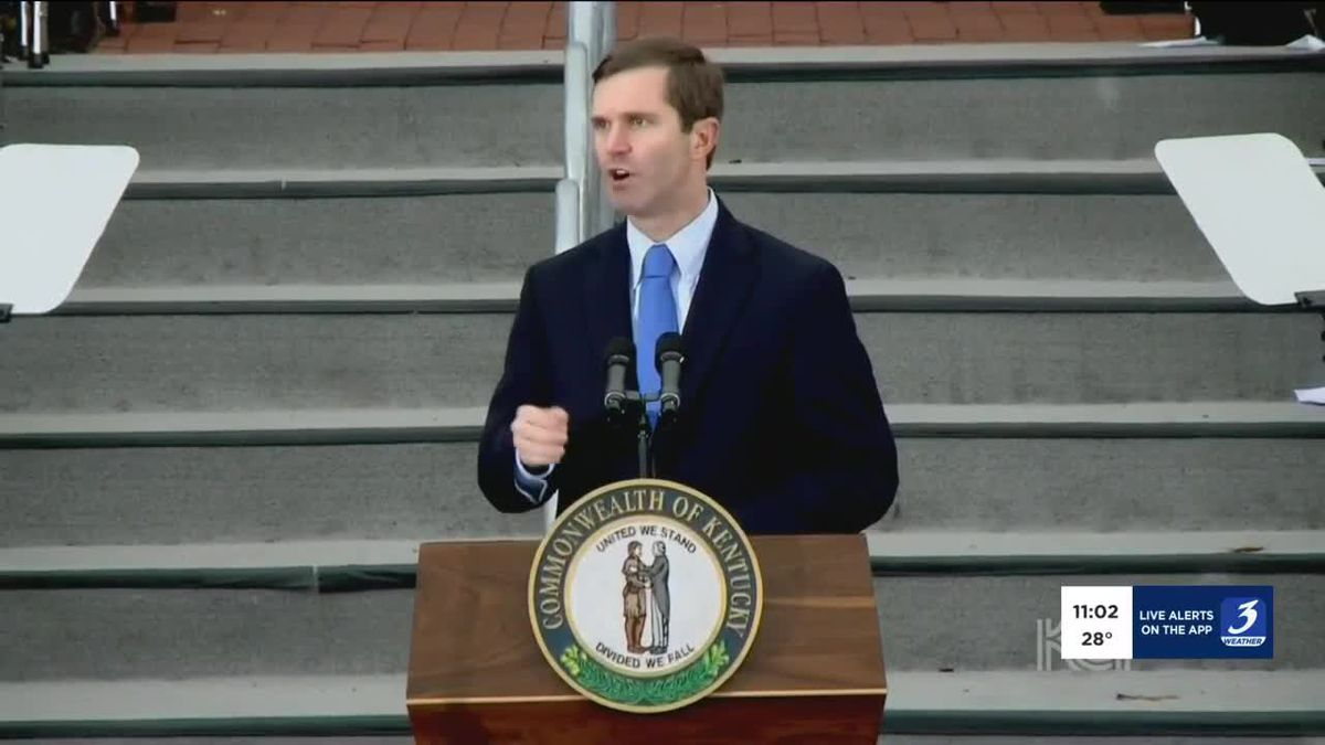 Beshear faces suit from ousted state school board members