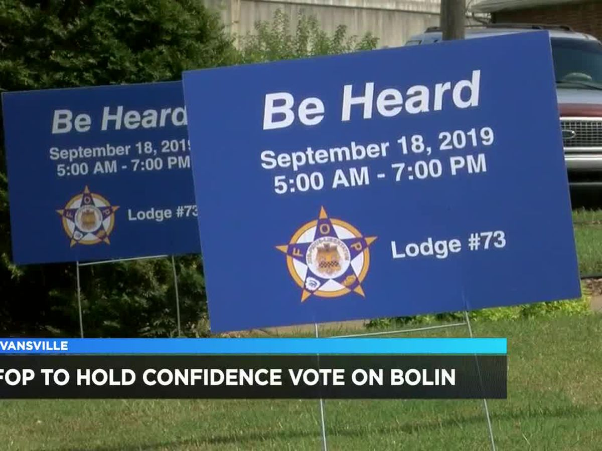 FOP: EPD officers declared no confidence in Chief Bolin