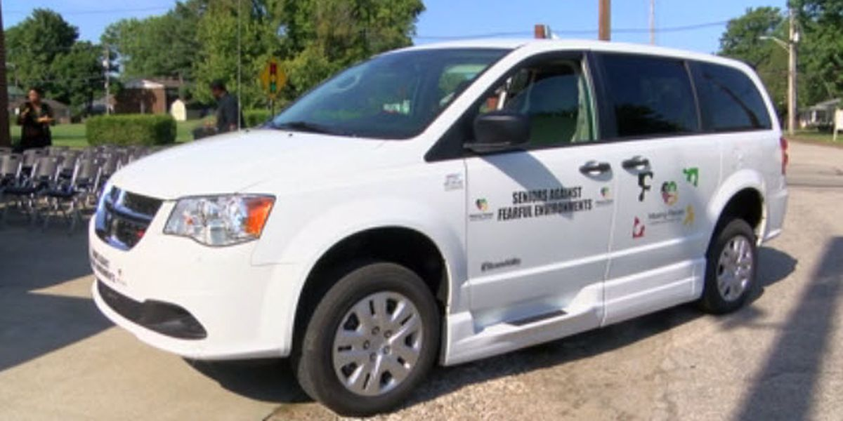 New van to help Evansville Promise Zone residents get to grocery store