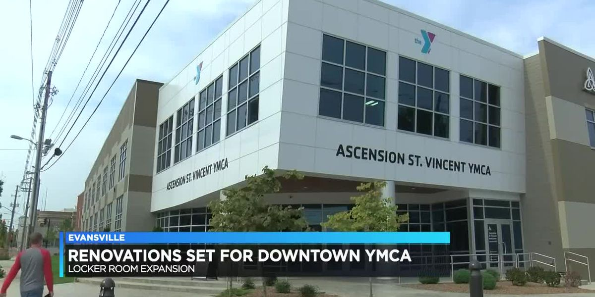 Locker room renovations to get underway at Downtown YMCA