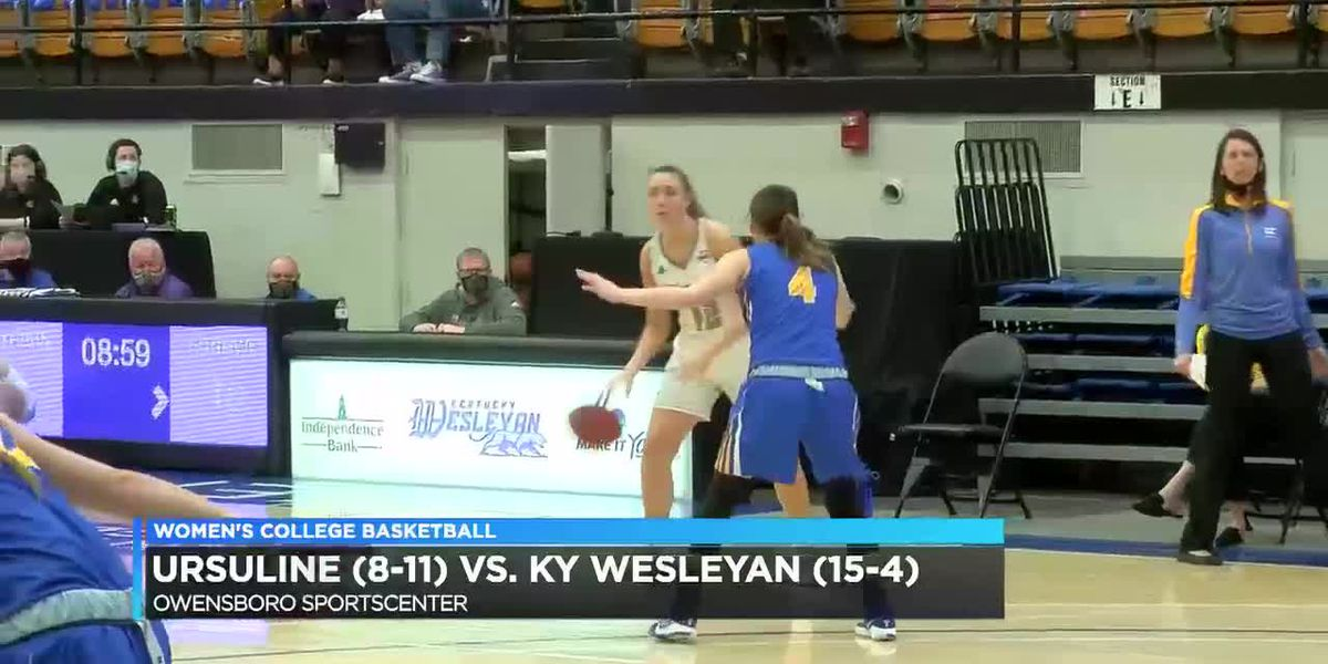 College Hoops: Kentucky Wesleyan vs. Ursuline