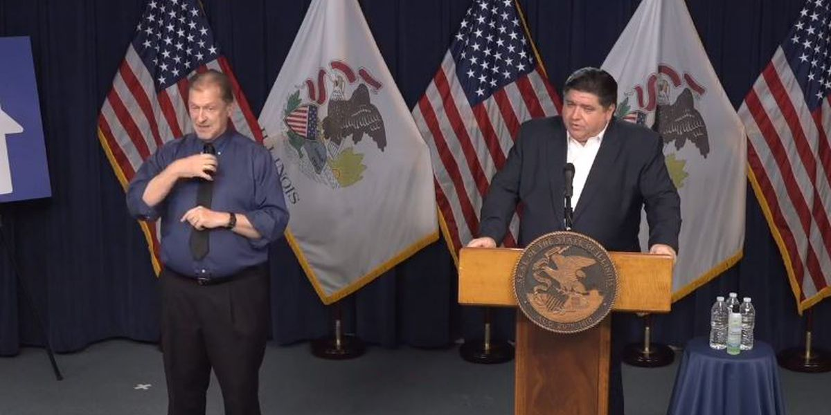 IL Gov. Pritzker announces new virtual training initiative for unemployed state residents