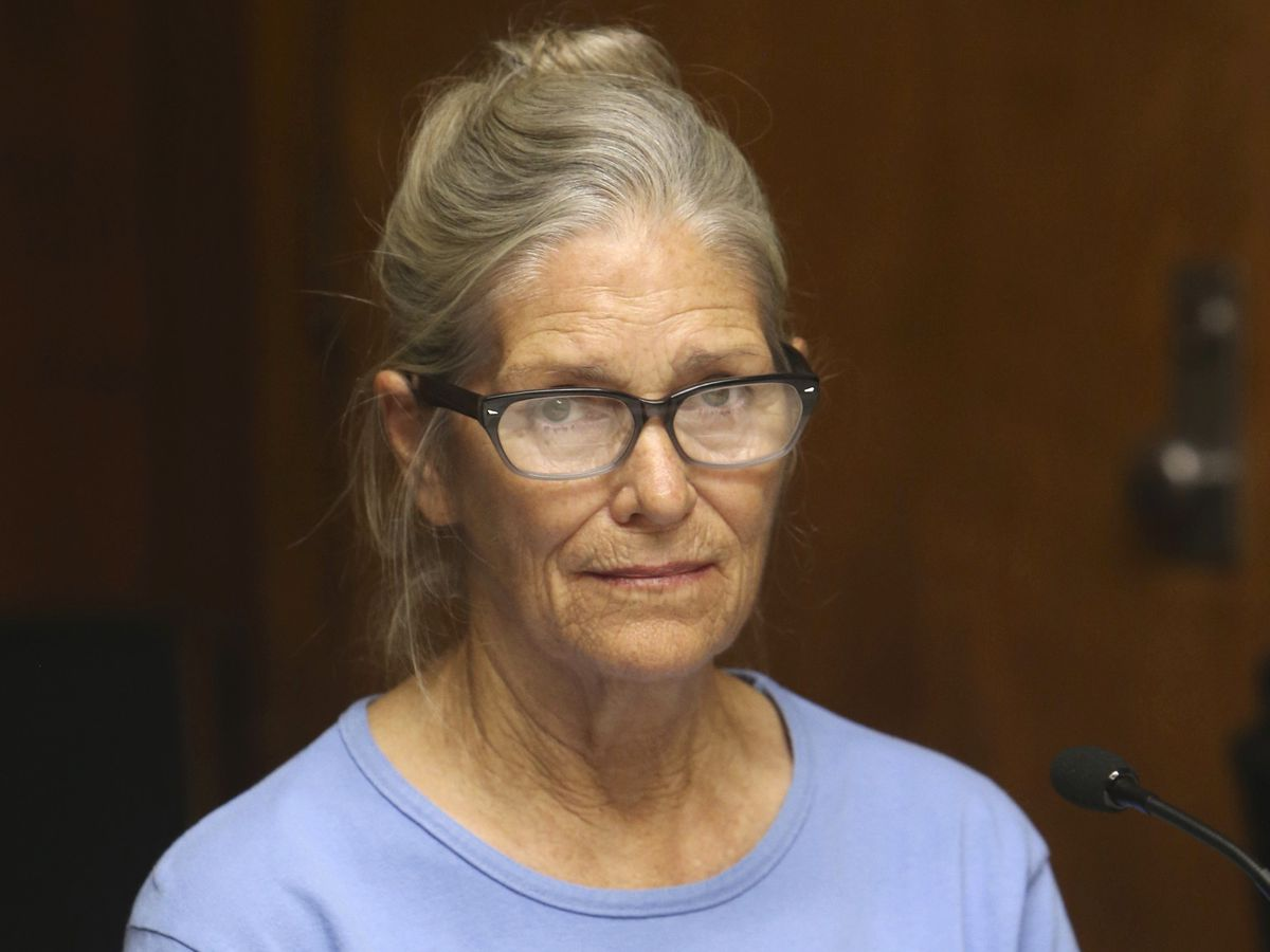 Governor nixes parole for Manson follower Leslie Van Houten