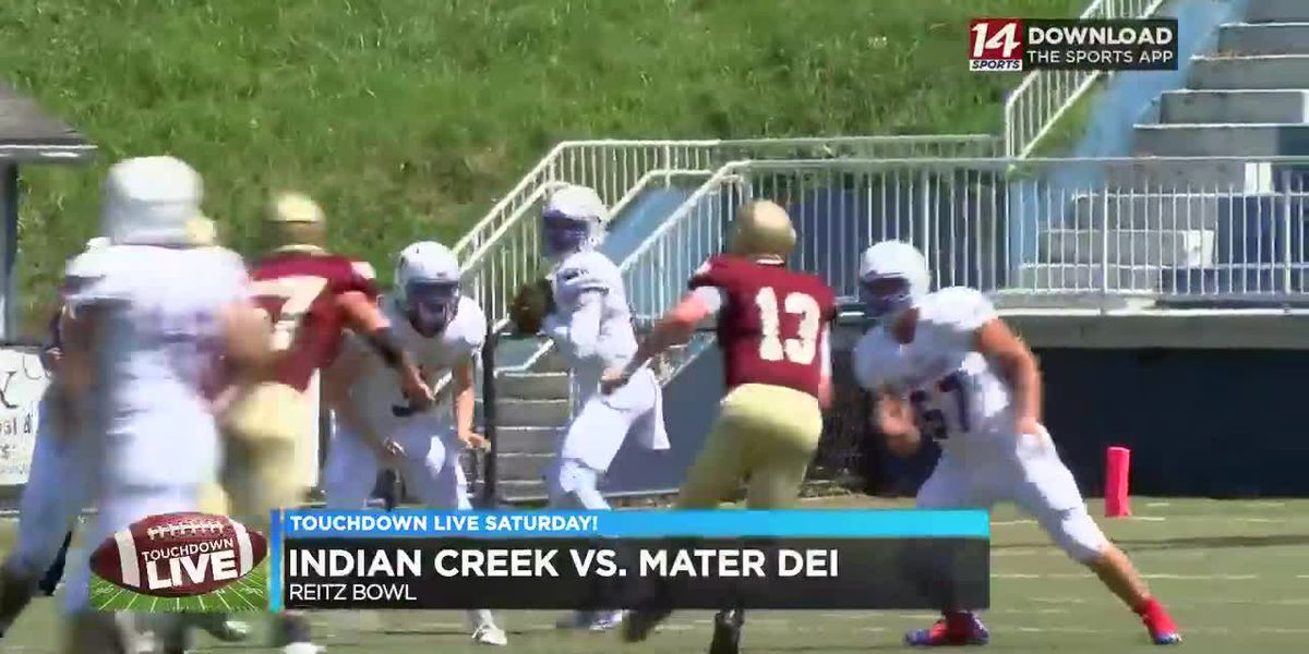 Touchdown Live Saturday: Indian Creek vs Mater Dei