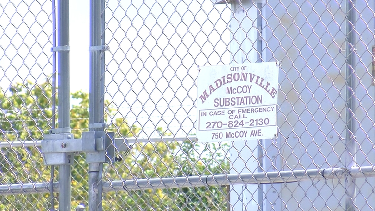 Madisonville to purchase 6 electricity substations from Kentucky Utilities