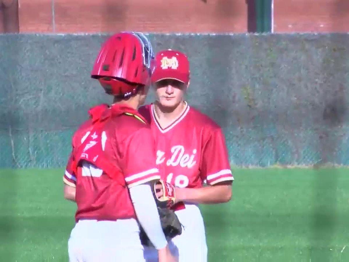HS Baseball: Castle vs. Mater Dei