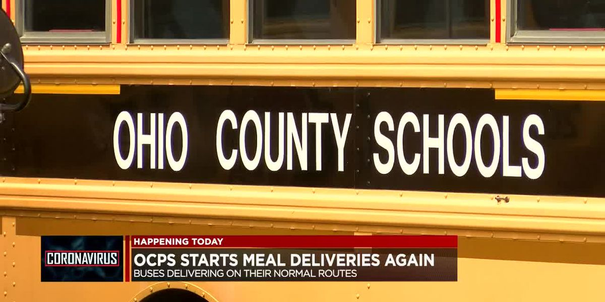 Ohio Co. Schools to start food deliveries with move to virtual learning