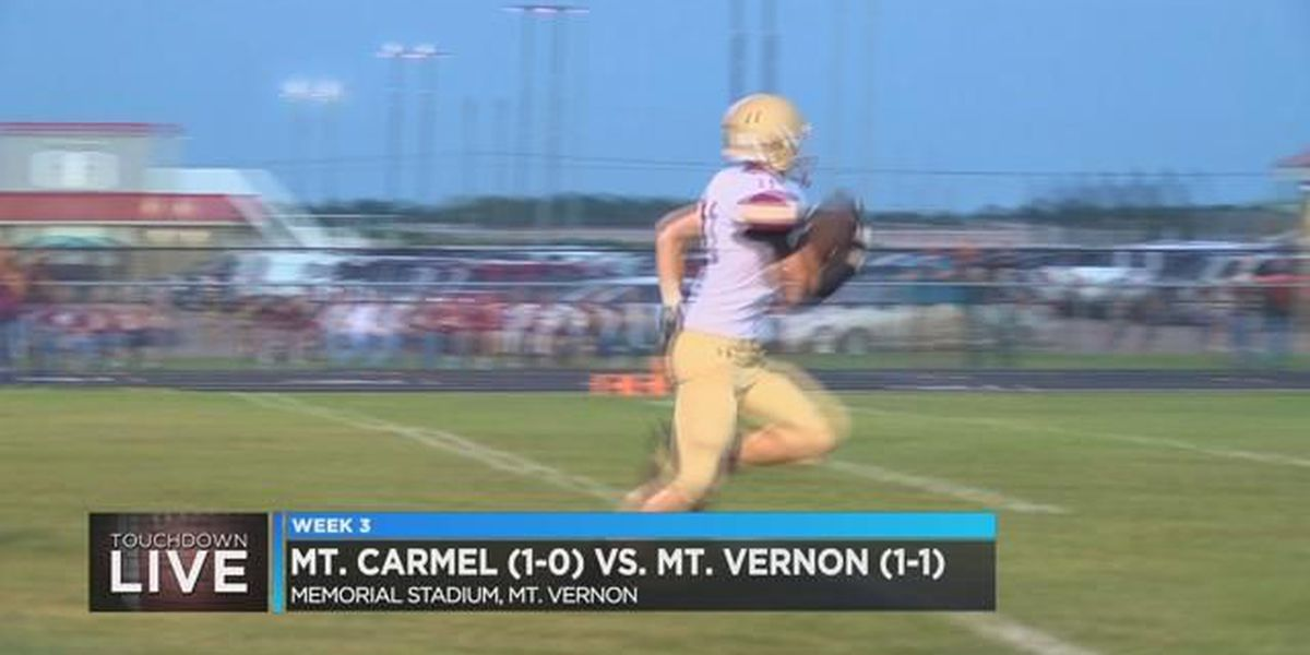 TDL: Mt. Carmel vs Mt. Vernon