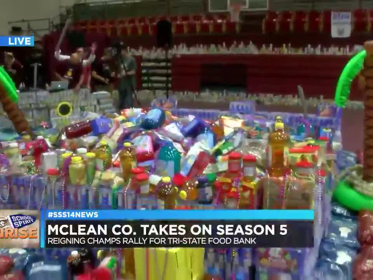 McLean Co. takes on Sunrise School Spirit Season 5