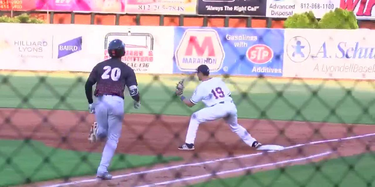 HIGHLIGHTS: Washington Wild Things vs Evansville Otters