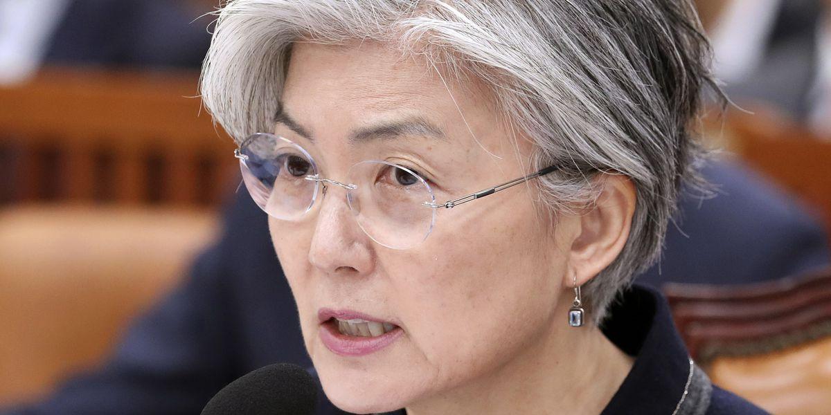 South Korean minister: US says N. Korea canceled meeting