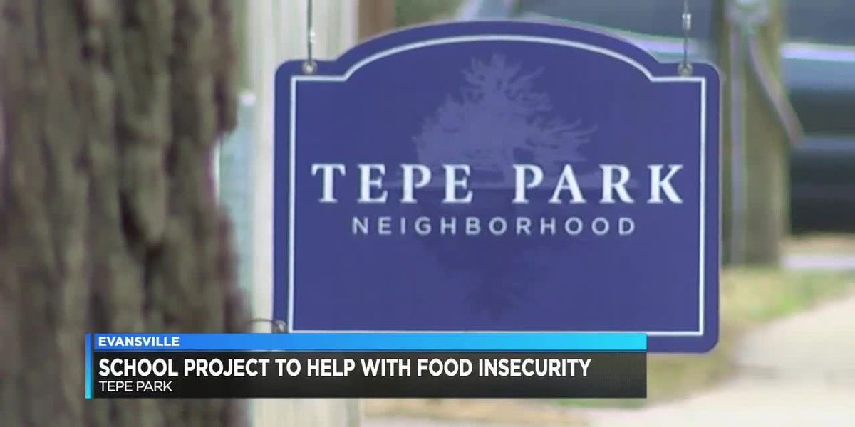 USI student working on project to help fight food insecurity