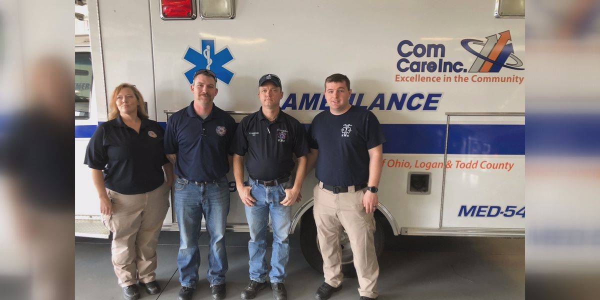 Tri-State paramedics volunteer to help in NYC