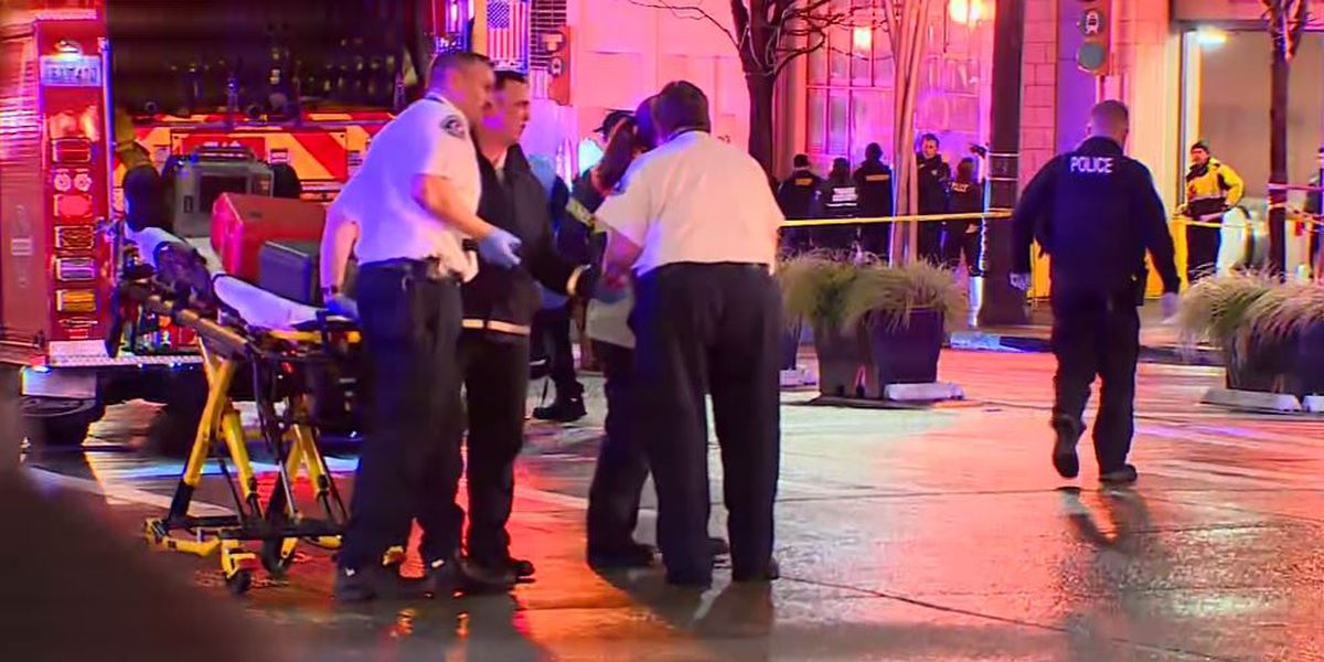 1 dead, 7 wounded in downtown Seattle shooting
